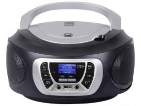 DAB rádio Trevi CMP 510 DAB, čierne