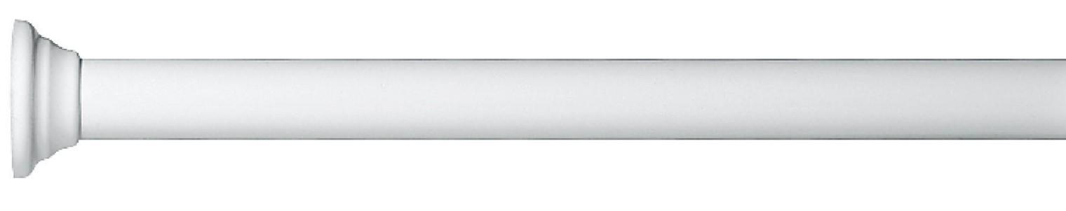 Decor-Tyč white, 125-220 cm