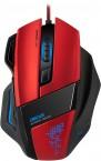 Decus Gaming Mouse SL-6397-BK, čierna