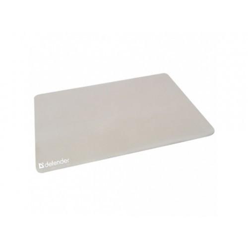 Defender Notebook Microfiber Grey