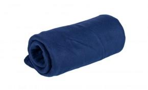 Deka fleece DF04 (150x200 cm, modrá)