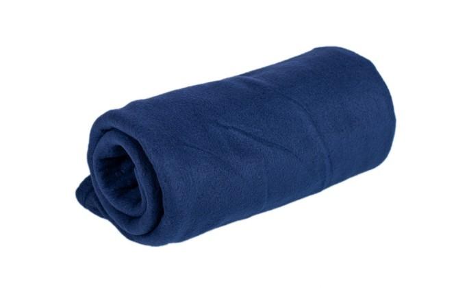 Deky Deka fleece DF04 (150x200 cm, modrá)