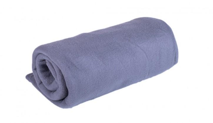 Deky Deka fleece DF05 (150x200 cm, sivá)
