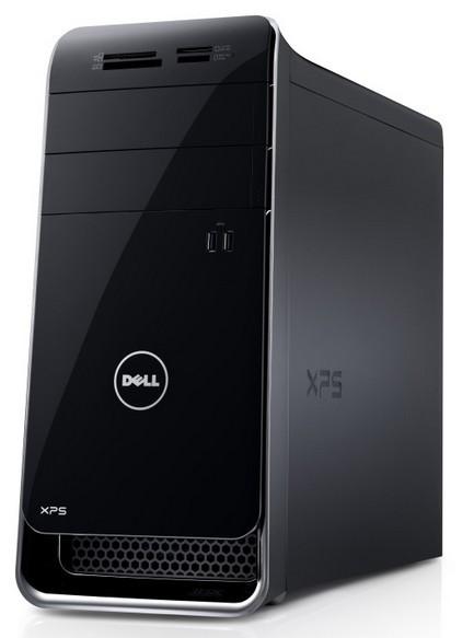 DELL XPS 8700/i5-4440/8GB/1TB/DVDRW/AMD R9 270 2GB/ WiFi/ W8