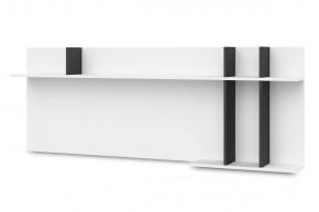 Denver - Typ 43 (bílá arctic LDTD / černá strukturovaná)