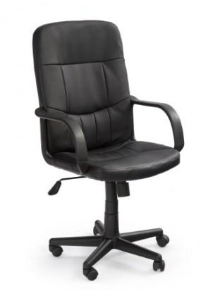 Denzel - Kancelárske kreslo (čierna)