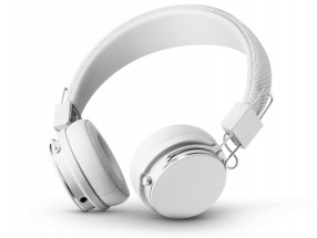 Designová sluchátka Urbanears PLATTAN II,bílá, Bluetooth