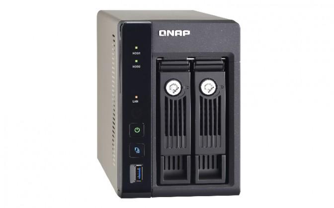 Desktop 3,5 QNAP TS-253 PRO-8G ROZBALENÉ