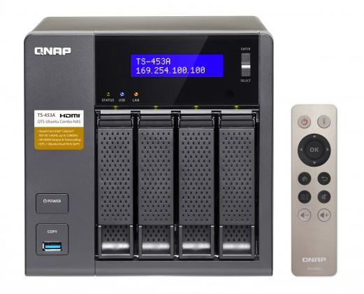 Desktop 3,5 QNAP TS-453A-4G