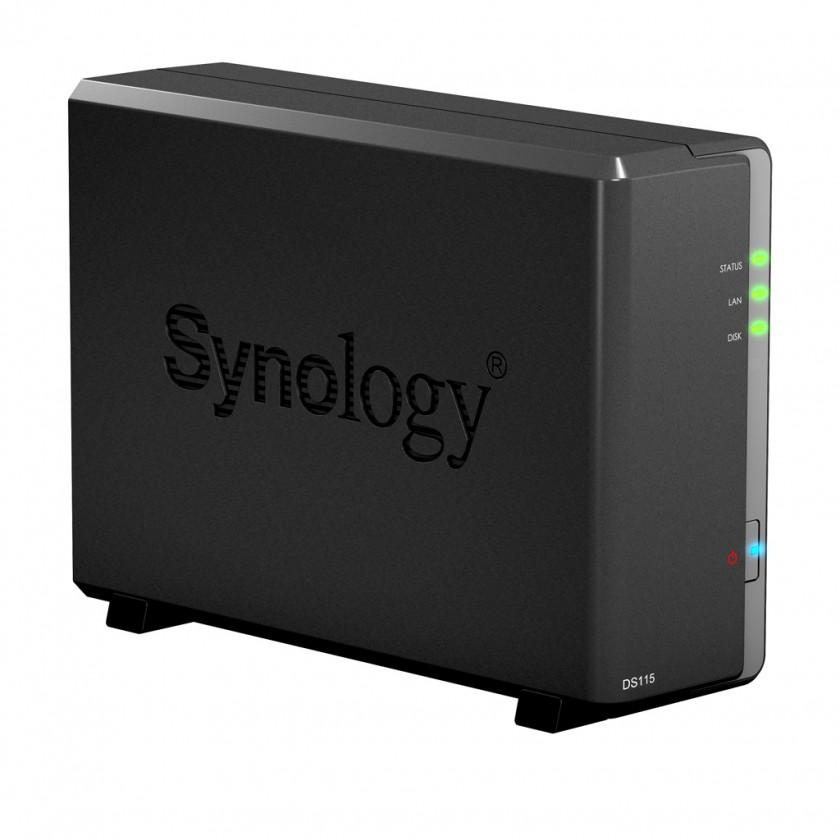 Desktop 3,5 Synology DS115