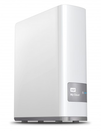 "Desktop 3,5  WD My Cloud 4TB Ext. 3.5"" RJ45, USB 3.0, 2xDualCore CPU, NAS"