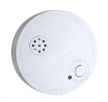 Detektor dymu s alarmom Solight 1D33, biely