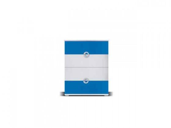 Detská komoda Manta 09(modrá)
