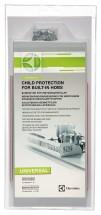 Detská ochranná lišta pre varné dosky Electrolux E4OHPR55