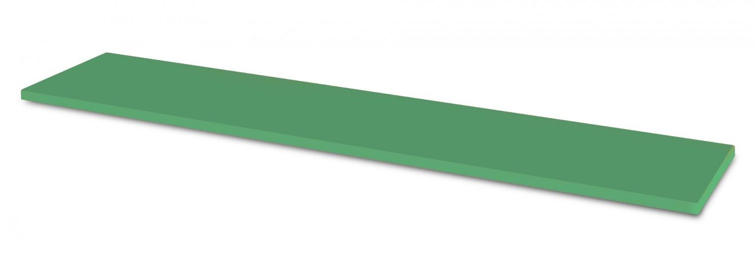 Detská police Happy Typ 36 (tmavě zelená )