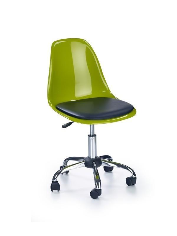 Detská stolička Coco II (Zeleno-čierna)