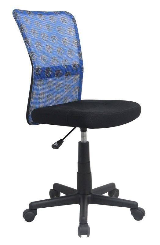 Detská stolička Dingo (Modro-čierna)