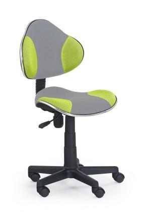b5e6b8ae0573 ... Detská stolička Flash 2- detská stolička (sivo-zelená)