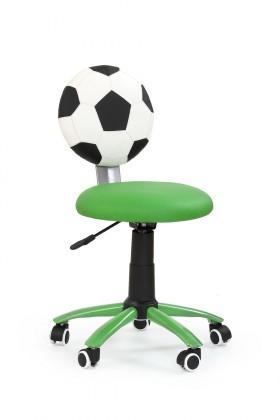 Detská stolička Gol - detská stolička (zelená)