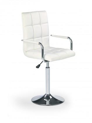 Detská stolička Gonzo (biela)