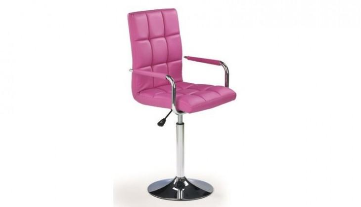 Detská stolička Gonzo (ružová)