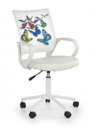Detská stolička IBIS butterfly - dětská stolička, područky, regulacia sedáku