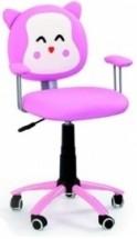 Detská stolička Kitty (růžová)
