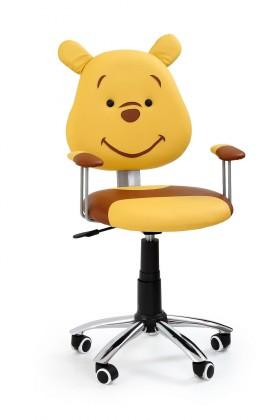 Detská stolička Kubus - detská stolička (hnedá)