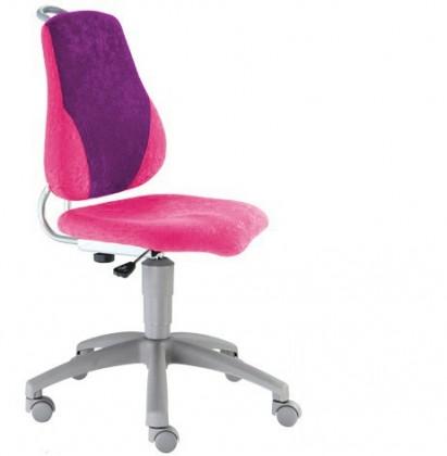 Detská stolička Neon (fialová/ružová)