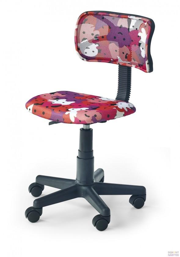 Detská stolička Sweety - detská stolička (ružová)