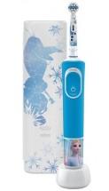 Detská zubná kefka Oral-B Vitality Kids Frozen 2 + púzdro