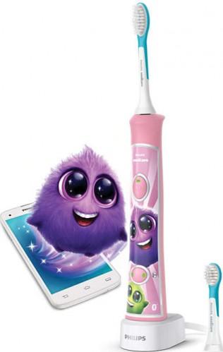 Detská zubná kefka Philips Sonicare HX6352/42, sonická POŠKODENÝ