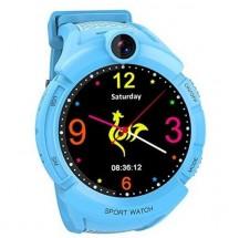Detské chytré hodinky GW600, modrá
