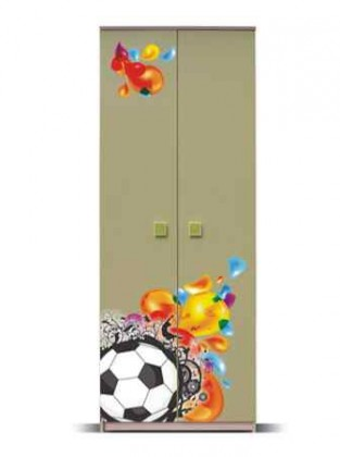 Detské izby ZLACNENÉ Junior lopta 1(zelená) - II. akosť