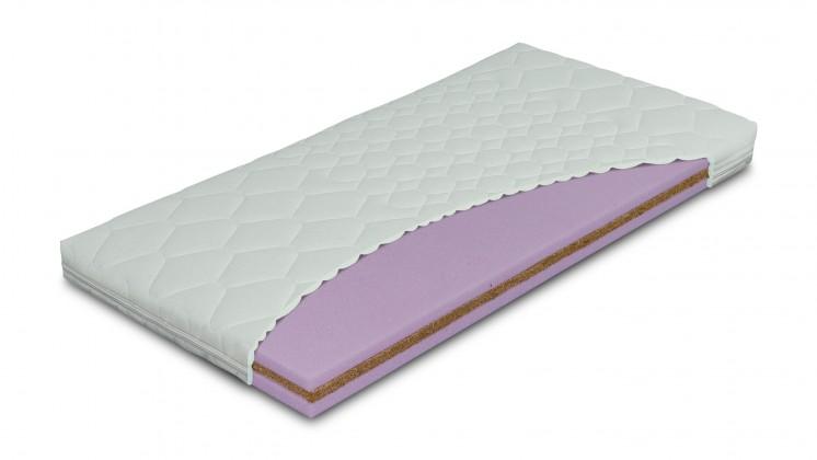 Detské matrace Matrac Baby Kokos - 60x120x8