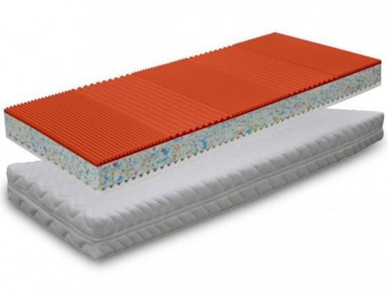 Detské matrace Matrac Tampa - 90x200x20