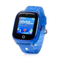 Detské smart hodinky Cel-tec Kids 01 s lokátorom GPS, modrá