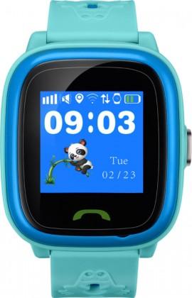 Detské smart hodinky Detské smart hodinky Canyon Polly Kids, GPS + GSM, modrá