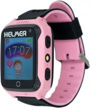 Detské smart hodinky Helmer LK 707 s GPS lokátorom, ružová