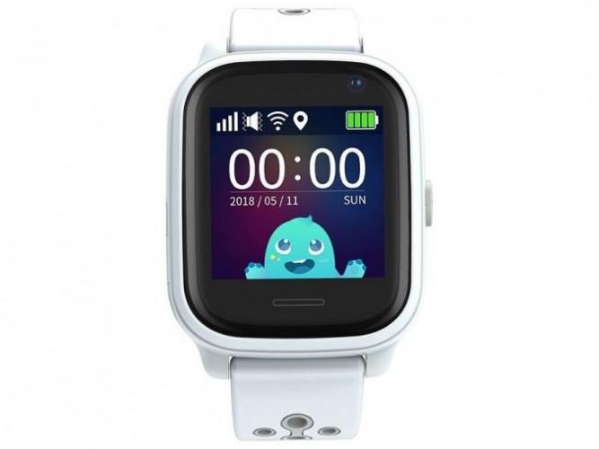 Detské smart hodinky Smartomat Kidwatch 3, biela
