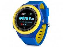 Detské smart hodinky Smartomat Kidwatch 3 Circle, modrá