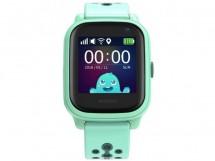 Detské smart hodinky Smartomat Kidwatch 3, zelená