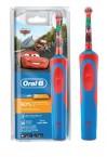 Detský elektrická zubná kefka Oral-B Vitality Kids Cars