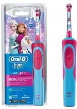 Detský elektrická zubná kefka Oral-B Vitality Kids Frozen