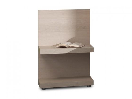Detský nočný stolík Match - nočný stolík (borovica carrizo)