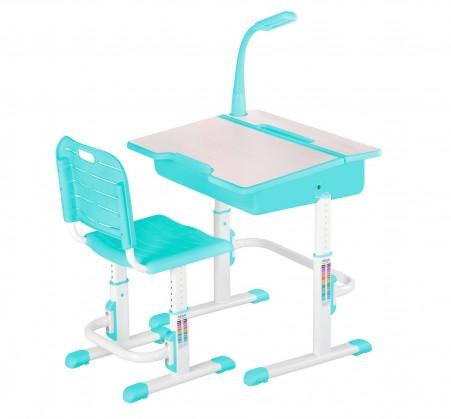 Detský pracovný stôl Astro 2 (zelená)