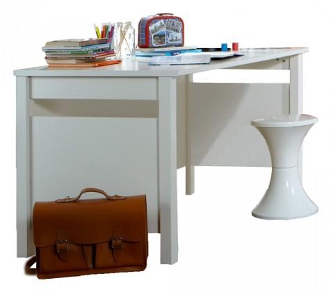 Detský pracovný stôl Filou - Pracovný stôl (alpská biela)