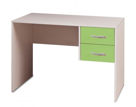 Detský pracovný stôl Happy Typ 31 (woodline creme/avokádo )