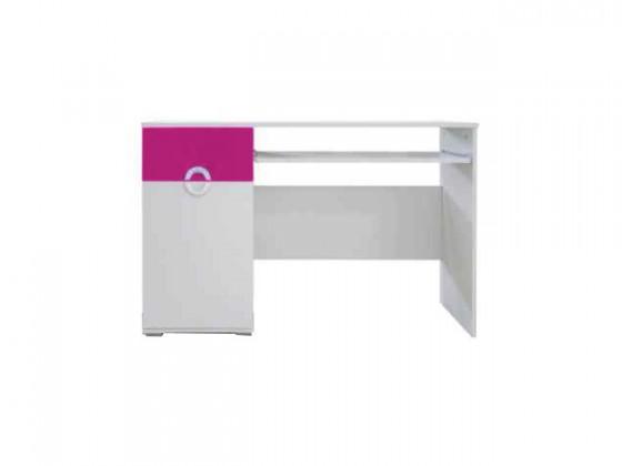 Detský pracovný stôl Manta 14(ružová)