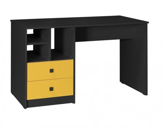Detský pracovný stôl Tommy 18 (sivá/žltá)